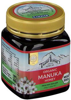 Tranz Alpine Bio Manuka-Honig MGO 550+ (250g)
