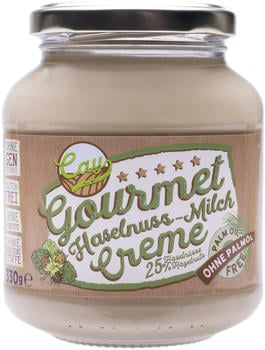Cay Gourmet Haselnuss-Milch-Creme 330g
