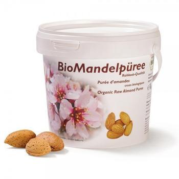 Soyana Bio Mandelpüree Rohkost-Qualität (1kg)