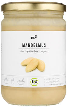 nu3 Bio Mandelmus weiß Paste (500g)