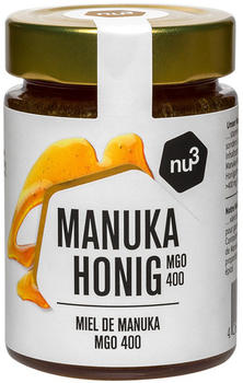 nu3 Manuka-Honig MGO 400 (250g)