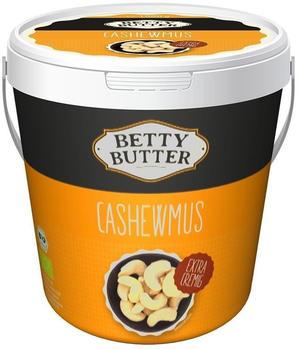 Betty Butter Bio Cashewmus extra cremig (1kg)