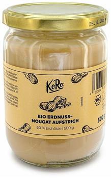 KoRo Bio Erdnuss-Nougat-Aufstrich (500g)