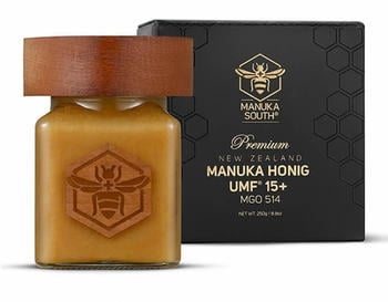 Manuka South Manuka-Honig MGO 514 / UMF 15 (250g)