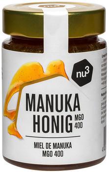 nu3 Manuka-Honig MGO 400 (125g)