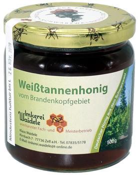 Imkerei Waidele Schwarzwälder Weißtannnenhonig (500g)