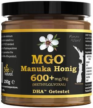 Manuka-Holland Manuka-Honig MGO 600+ (250g)