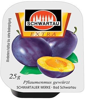 Schwartau Frühstücks-Portionen Holsteiner Pflaumenmus (100x25g)