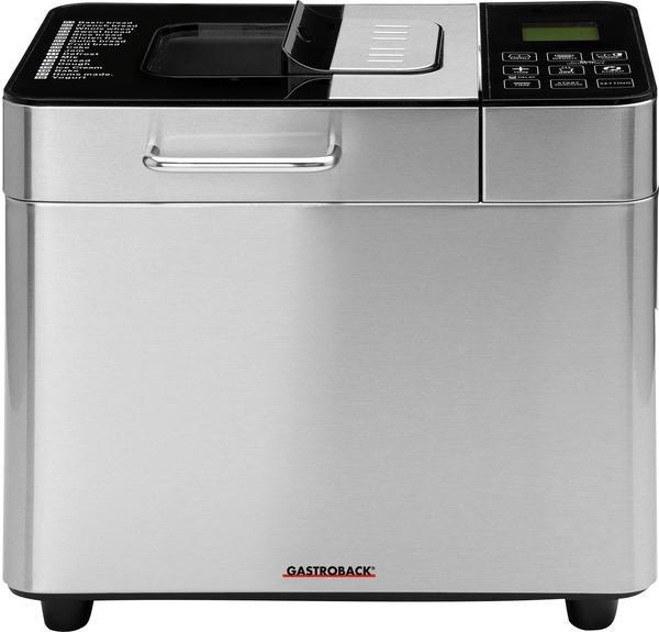 Gastroback Design Advanced 42823 Brotbackautomat