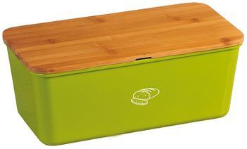 Kesper Brotbox grün