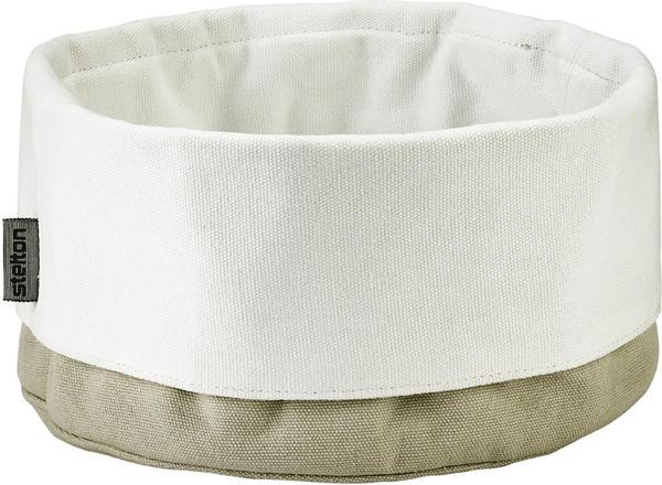 Stelton Brottasche sand/weiß 23 cm