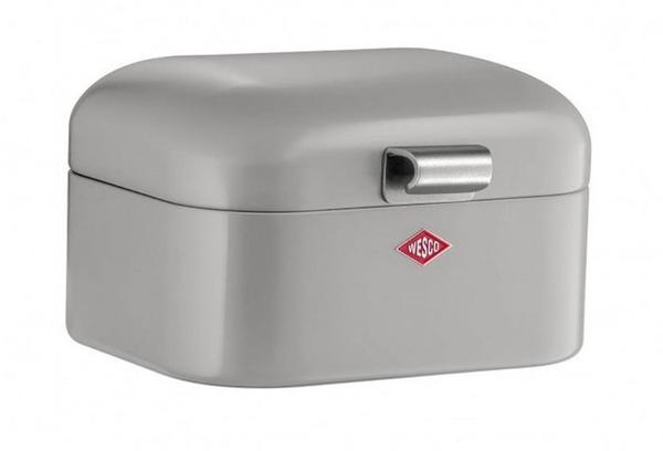 Wesco Mini Grandy Aufbewahrungsbehälter cool grey