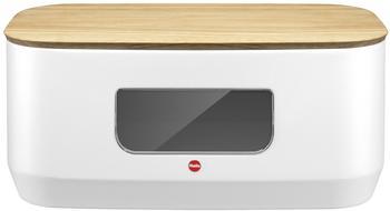 Hailo KitchenLine Design Brotkasten weiss