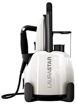 Laurastar Lift + Pure White Dampfbügelstation inkl. Comfortboard Bügeltisch