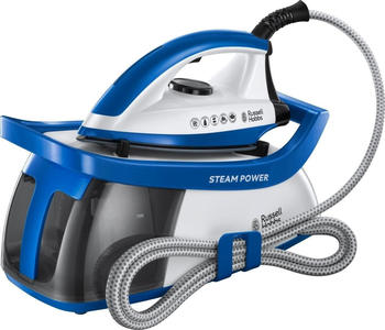 Russell Hobbs Steam Power blau