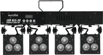 Eurolite LED KLS-30 Kompakt-Lichtset (42109603)