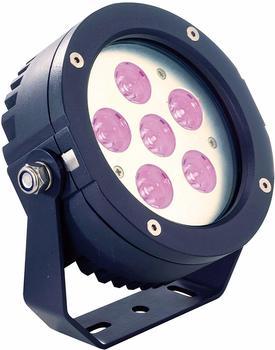 Kapego Power Spot 6x3W RGB
