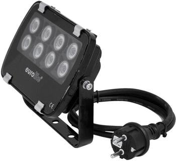Eurolite LED IP FL-8 grün 60°