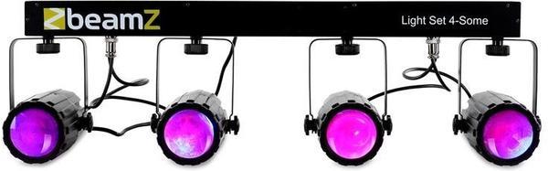 BeamZ 4-Some Light Set