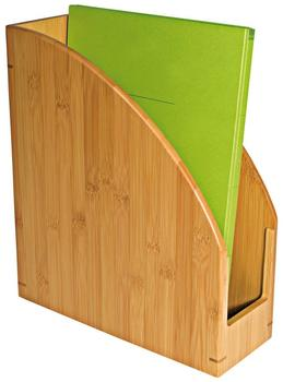 Wedo Stehsammler Bambus A4
