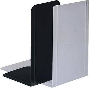 Maul Registraturstützen breit 24x16,8x24cm schwarz