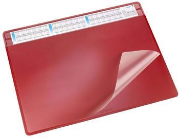 Läufer Unterlage Durella Soft 65x50cm rot