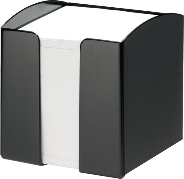 DURABLE Zettelbox 10x10,5x10 cm schwarz