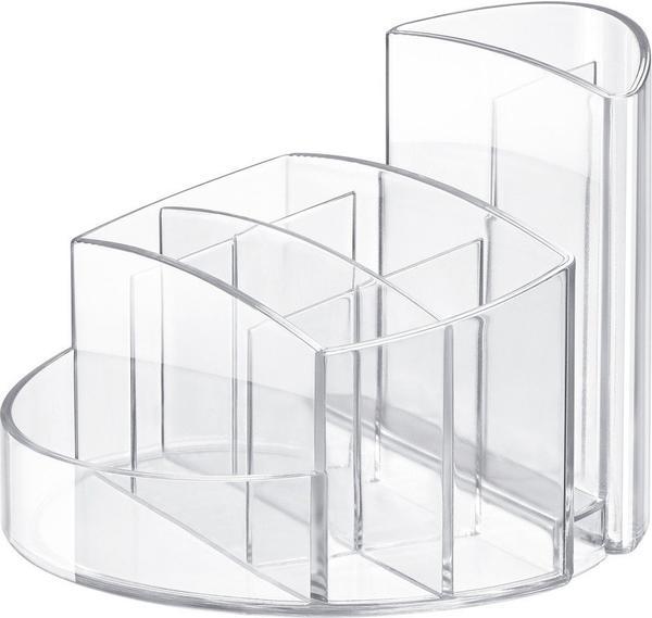 HAN Rondo Stifteköcher transparent-glasklar