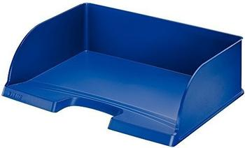 Leitz Plus Briefkorb Querformat Jumbo blau