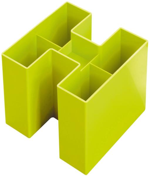 HAN Multiköcher Bravo Trend Colour 5 Fächer lemon