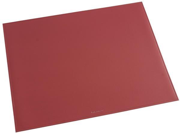 Läufer Schreibunterlage Durella 400x530mm rot