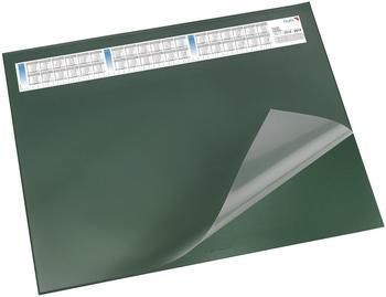 Läufer Schreibunterlage m. Sichtfolie 40x53cm grün