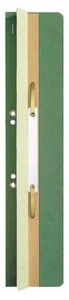 Leitz Heftrücken 65x305mm Manilakarton mit Heftfalz grün