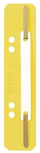 Leitz Heftstreifen 35x158mm PP-Folie gelb