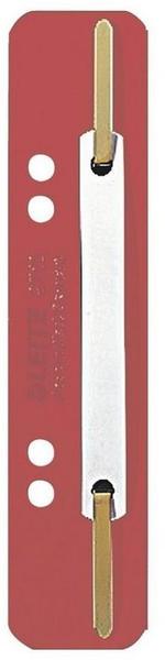 Leitz Heftstreifen 35x158mm PP-Folie rot