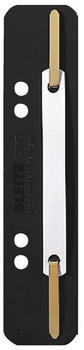 Leitz Heftstreifen 35x158mm PP-Folie schwarz