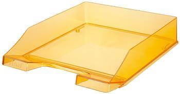 HAN Briefablage Klassik transparent-orange