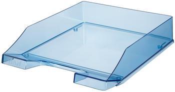 HAN Briefablage Klassik transparent-blau