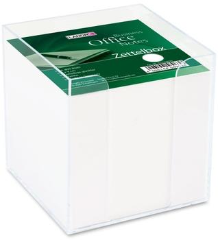 Landré Zettelbox 9x9cm glasklar