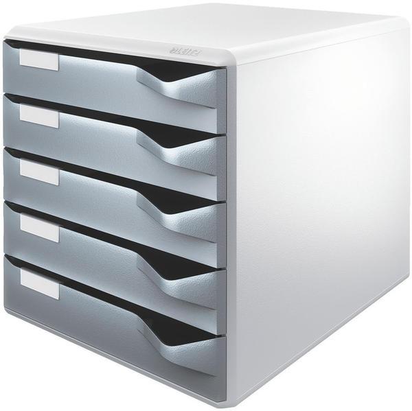 Leitz Schreibtisch-Organizer 285x355x290mm grau