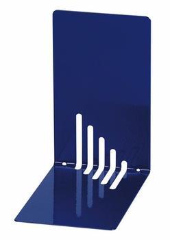 Maul Buchstütze schmal 85x140x140mm blau