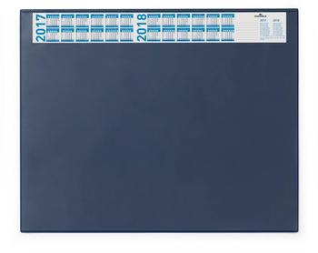 DURABLE Schreibunterlage mit Vollsichtauflage 65x52cm