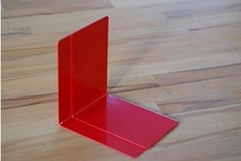 Alco Buchstütze 85x140x140mm rot