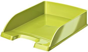 Leitz Briefablage Wow A4 grün-metallic
