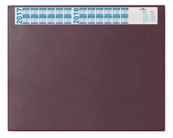 DURABLE Schreibunterlage 52x65cm mit Kalender