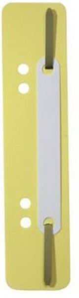 DURABLE Heftstreifen Flexi 34x150mm gelb
