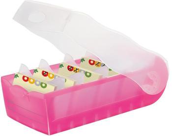 HAN Croco A8 pink 998-663