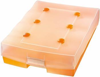 HAN Croco Duo A8 orange