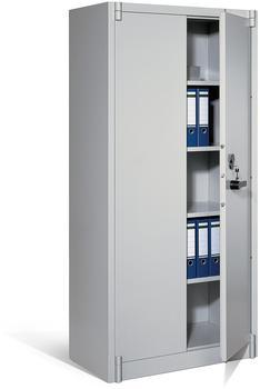 CP Möbelsysteme Aktenschrank Certos C4000 93x195x50cm lichtgrau
