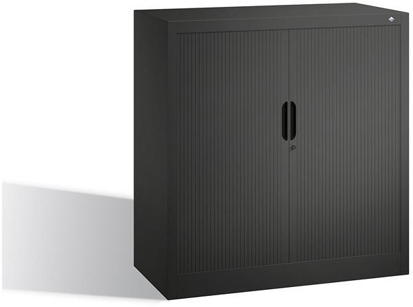 CP Möbelsysteme Aktenschrank Omnispace 100x103x42cm anthrazit
